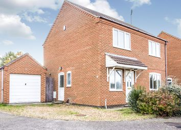 Thumbnail 4 bed detached house for sale in Philip Nurse Road, Dersingham, King's Lynn