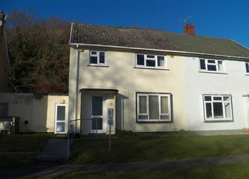 Thumbnail 3 bed semi-detached house for sale in Dukes Meadow, Pendine, Carmarthen