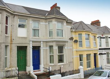 Thumbnail Room to rent in Prince Maurice Road, Mutley, Plymouth