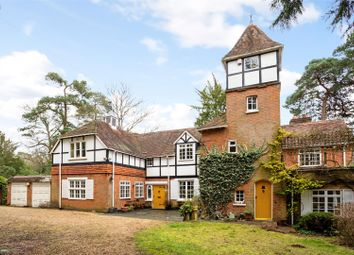 Charters Road, Sunningdale, Ascot SL5. 4 bed detached house for sale