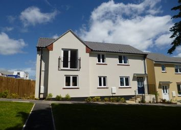 Thumbnail 2 bed flat to rent in Lime Grove, St. Austell