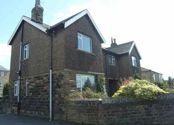 Thumbnail 3 bed semi-detached house to rent in Occupation Lane, Dewsbury