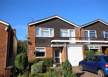 Thumbnail 4 bed semi-detached house for sale in Garden Court, Wheathampstead, St. Albans, Hertfordshire