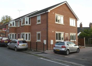 Thumbnail 2 bed flat to rent in Cross Street, Stone