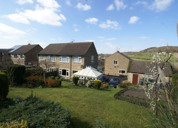 Thumbnail 3 bedroom property for sale in Holmesfield Close, Tansley, Matlock, Derbyshire