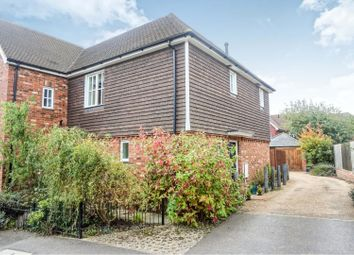 Thumbnail 2 bed semi-detached house for sale in West Street, Harrietsham