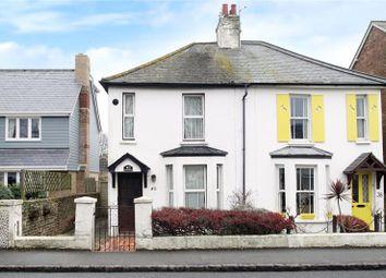 Thumbnail 2 bed semi-detached house for sale in Ash Lane, Rustington, Littlehampton