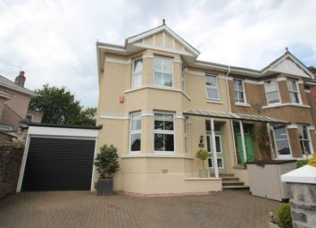 4 bed semi-detached house for sale in Russell Avenue, Hartley, Plymouth PL3