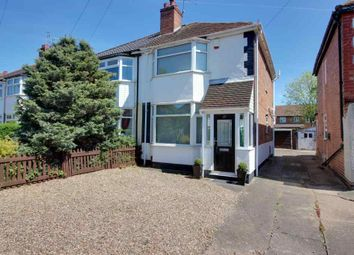 Thumbnail 2 bed semi-detached house for sale in Carrfield Avenue, Toton, Beeston, Nottingham