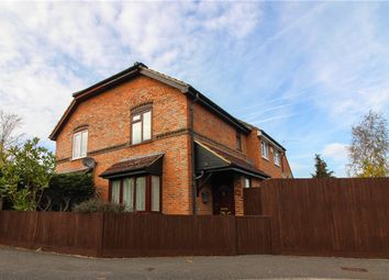 Thumbnail 1 bed terraced house for sale in Churchill Crescent, Yateley, Hampshire