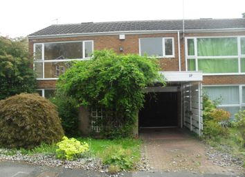 Thumbnail 4 bedroom semi-detached house to rent in Gilchrist Close, Birmingham