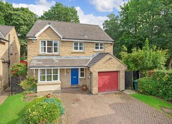 Thumbnail 4 bed detached house for sale in The Copse, Burley In Wharfedale, Ilkley