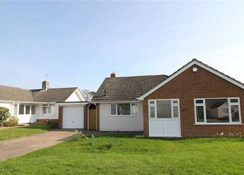 Thumbnail 3 bedroom detached bungalow for sale in Talbot Drive, Highcliffe, Christchurch