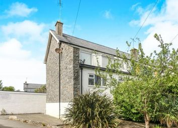 Thumbnail 3 bed end terrace house for sale in Cae Du Estate, Abersoch, Gwynedd
