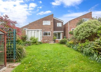 Thumbnail 4 bed detached house for sale in The Braes, Higham, Rochester, Kent