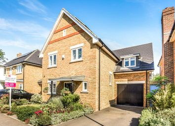 Thumbnail 3 bed detached house for sale in Sherwood Way, Epsom