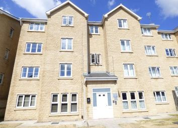 Thumbnail 2 bed flat for sale in Straight Mile Court, Burnley, Lancashire