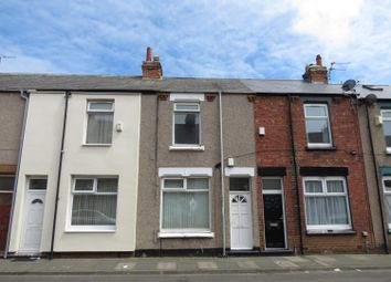 Thumbnail 2 bed terraced house for sale in Jackson Street, Hartlepool, Cleveland