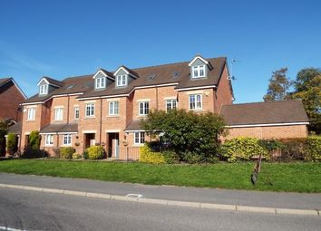 Thumbnail 3 bed town house to rent in Cheadle Road, Uttoxeter