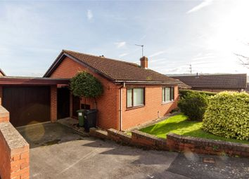 Thumbnail 2 bed bungalow for sale in Sandringham Close, Ross-On-Wye, Herefordshire