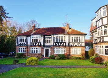 Thumbnail 2 bed flat for sale in Grange Court, Upper Park, Loughton