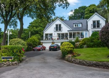 Thumbnail 5 bedroom detached house for sale in Silver Spinney, Manor Road, Madeley, Cheshire