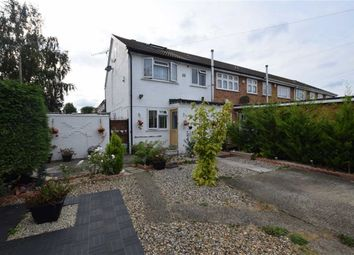 Thumbnail 4 bed end terrace house for sale in Charlotte Gardens, Collier Row, Romford