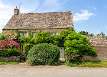 Thumbnail 2 bed semi-detached house for sale in Southrop, Lechlade, Gloucestershire