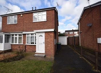 Thumbnail 2 bed semi-detached house for sale in Kenilworth Avenue, Sutton-In-Ashfield