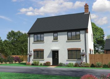 Thumbnail 3 bedroom detached house for sale in Church Lane, Saxilby