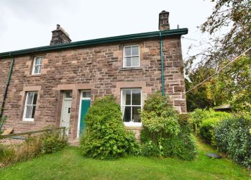 Thumbnail 2 bedroom terraced house for sale in Railway Cottages, Wooler, Northumberland