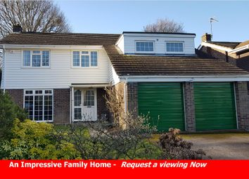 Thumbnail 4 bedroom detached house for sale in Vernon Drive, Ascot