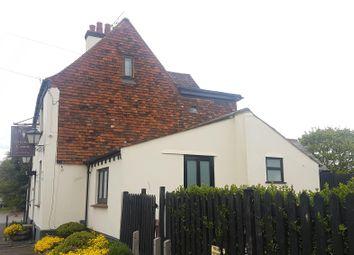 Thumbnail 3 bedroom maisonette to rent in Radlett Road, Frogmore, St. Albans