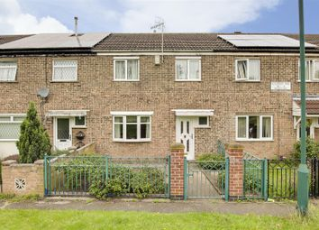 Thumbnail 3 bed terraced house for sale in Flaxton Way, Top Valley, Nottinghamshire