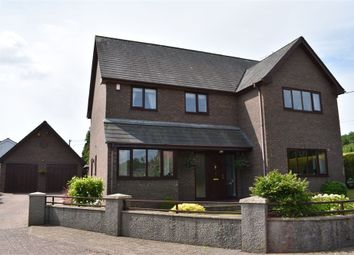 Thumbnail 4 bedroom detached house for sale in Woodcroft, Chepstow