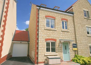 Thumbnail 3 bed semi-detached house for sale in Britannia Mews, Wotton-Under-Edge, Gloucestershire