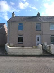 Thumbnail 3 bed end terrace house to rent in Bethel, Caernarfon