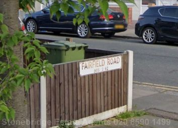 Thumbnail 4 bed terraced house for sale in Fairfield Road, Ilford