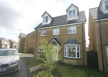 Thumbnail 5 bed detached house to rent in Fieldfare Way, Bacup