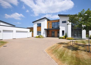 Thumbnail 5 bedroom detached house for sale in Holland Park, Exeter