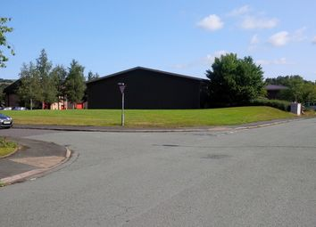 Thumbnail Industrial for sale in Land Adjoining Unit 66, Mochdre Industrial Estate, Newtown