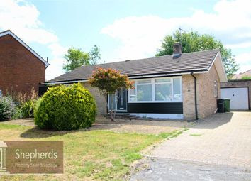 Thumbnail 3 bed detached bungalow for sale in Chiltern Close, Goffs Oak, Hertfordshire