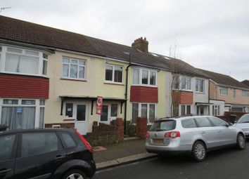 Thumbnail 4 bed terraced house to rent in Eastbourne Road, Brighton