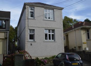Thumbnail 4 bed detached house for sale in Upper Mill, Swansea