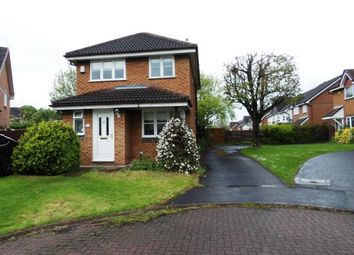Thumbnail 3 bed detached house for sale in Melkridge Close, Chester, Cheshire
