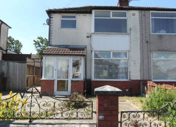 Thumbnail 3 bed semi-detached house to rent in Briarfield Road, Farnworth, Bolton