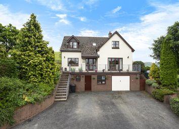 Thumbnail 4 bed detached house for sale in Franksbridge, Llandrindod Wells