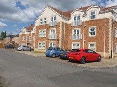 Thumbnail 2 bed flat to rent in The Potteries, Roman Road, North Yorkshire