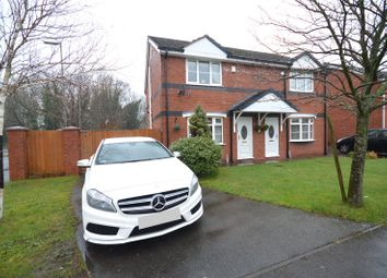 Thumbnail 3 bed semi-detached house for sale in Calderwood Park, Netherley, Liverpool