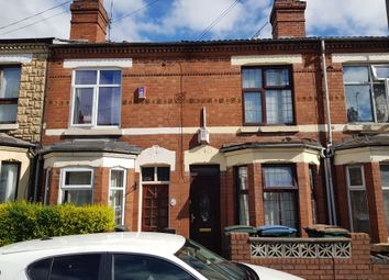 Thumbnail 3 bedroom terraced house for sale in Widdrington Road, Radford, Coventry